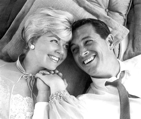 rock hudson and doris day a rock for the ages by paul e brogan sr contributor