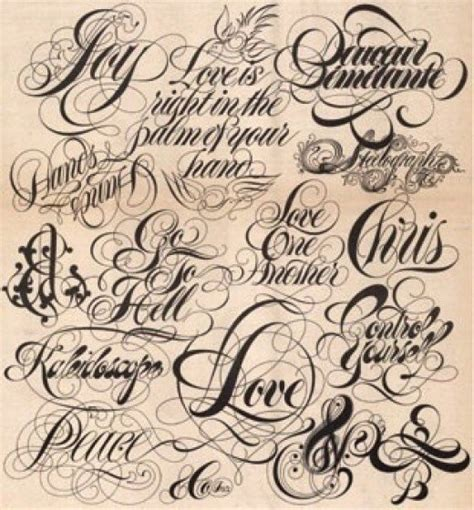 tattoo lettering design program tattoo fonts and tattoo lettering for your new tattoo