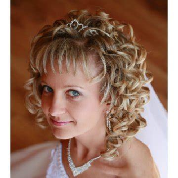 curly wedding hair styles wedding hair gallery