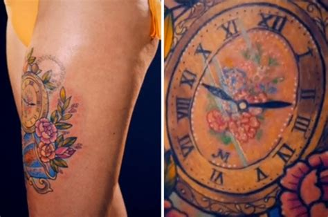 tattoo fixers cat cover up tattoo fixers viewers spot major mistake in inking daily