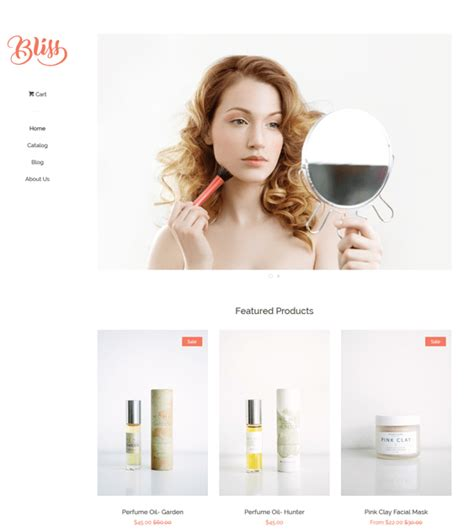 shopify themes beauty 8 of the best health beauty shopify themes down