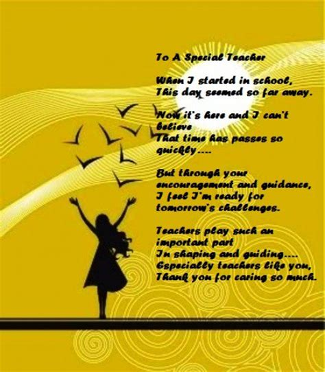 s day song quotes teachers day card messages appreciation quotes poems