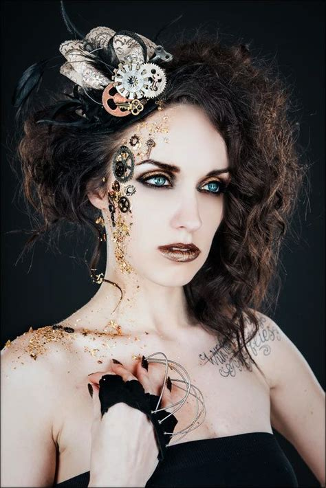 1000  ideas about Steampunk Makeup on Pinterest