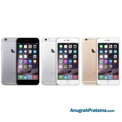 Iphone 6 Di Handphone Shop Bali apple iphone 6 plus handphone 16 gb space gray silver gold handphone anugrahpratama