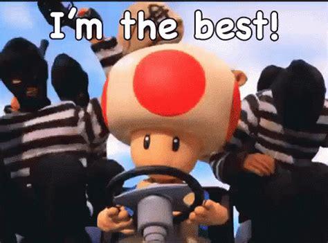 best gif im the best thebest im best gif best toad mariokart