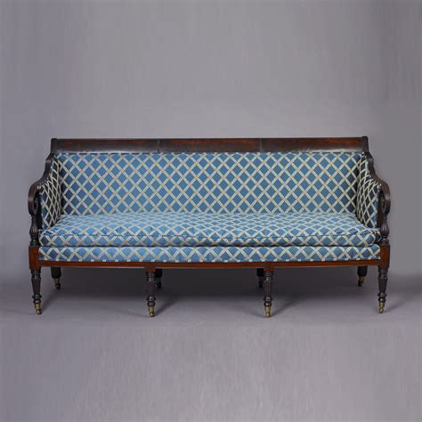 Federal Sofa by Federal Sofa Jeffrey Tillou Antiques