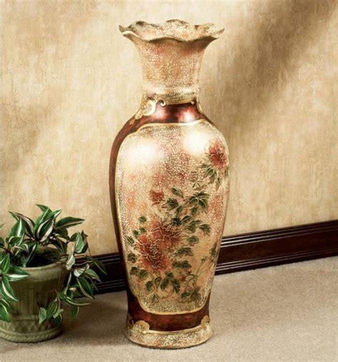 Turned Wooden Vases 10 Decorative Giant Floor Vases Rilane