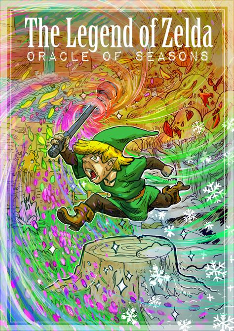 the legend of oracle of seasons oracle of ages legendary edition the legend of legendary edition the legend of oracle of seasons by laysfarra on