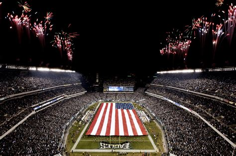 lincoln financial field bowl k array boosts fan experience at lincoln financial field