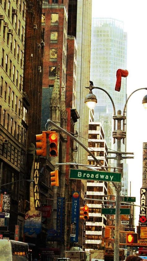 Phone Lookup Ny Broadway New York The Iphone Wallpapers