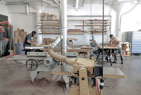 woodworking space workshops in the city finewoodworking