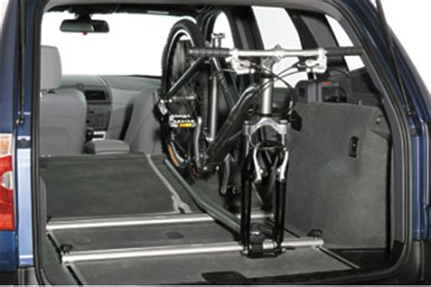 Interior Bike Rack by Innovative Interior Bike Rack Debuts On New Bmw X3