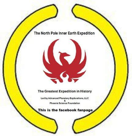 north pole inner earth expedition green geo