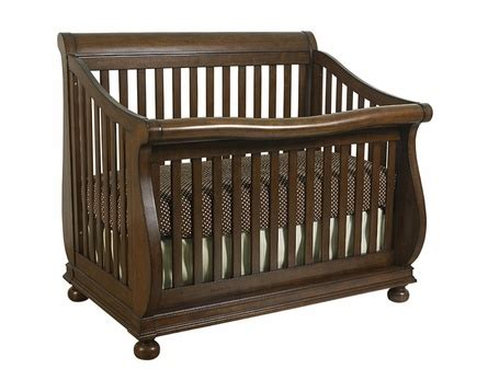 Baby Bumps On Crib Cape Cod Convertible Crib By Creations Baby Furniture