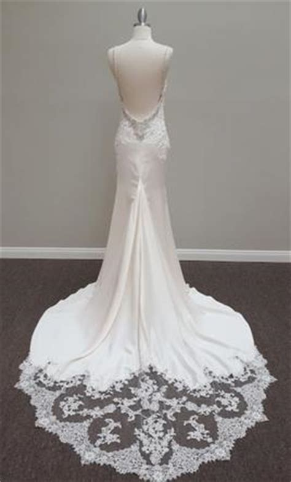Syamila Dress by Enzoani Jamila 1 275 Size 10 Sle Wedding Dresses