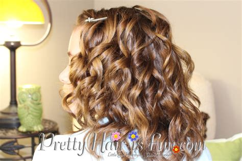 hairstyles with the wand pretty hair is fun girls hairstyle tutorials girls
