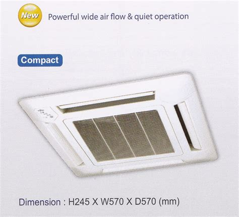 Fujitsu Ceiling Cassette Installation Manual by How To Install A Ceiling Cassette Air Conditioner Hephh Coolers Devices Air Conditioners