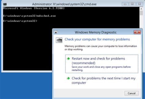 ram diagnostic tool windows 7 how to identify ram problems with windows memory