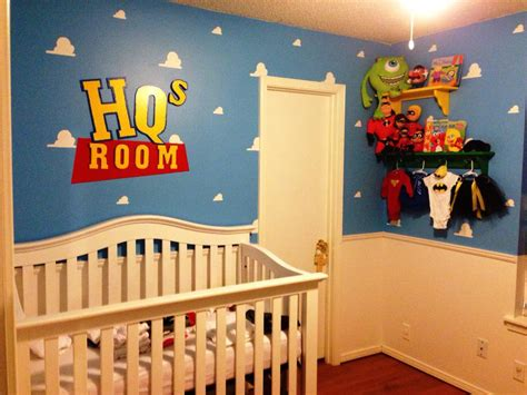 baby boy themed nursery 20 adorable cartoon themed nursery ideas