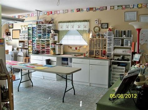 craftaholics anonymous 174 craft room tour amanda at the garage craft room ideas 28 images craft room garage