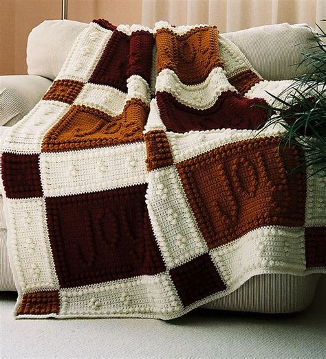 knit and crochet daily free pattern this stunning blanket is made using only