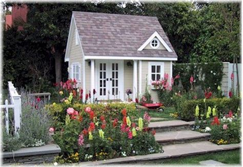 cottage prefabbricati 261 best images about garden sheds on
