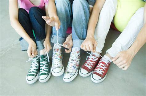 Schuhe Binden Arten by Schuhe Und Sneakers Binden 5 Coole Tricks Stylebook