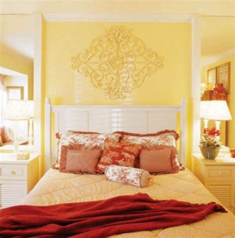 red yellow bedroom red yellow white a vibrant combination for your room interior designing ideas