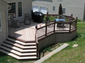 environmentally friendly composite decks moistureshield
