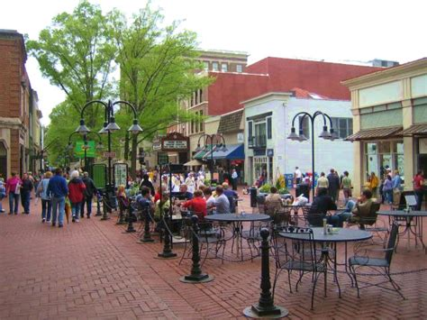 Garden Ridge Hton Va How Should Local And National Retailers Mix