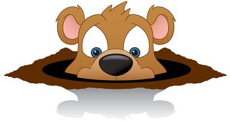 groundhog day update punxsutawney phil clipart clipart kid