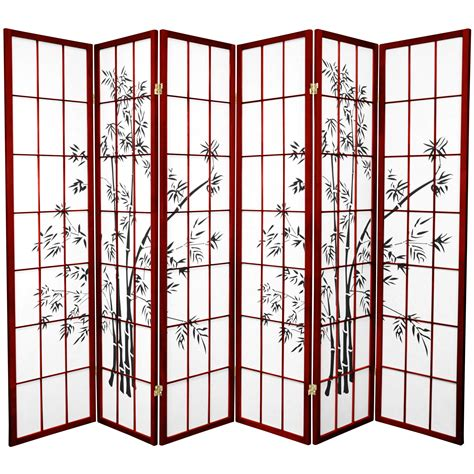 ebay room dividers 6 ft lucky bamboo room divider ebay