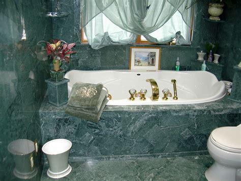 green granite bathroom built in tub traditional bathroom new york by
