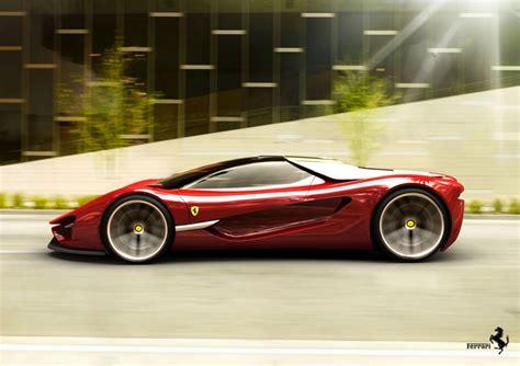 Ferrari Xezri Concept by Ferrari Xezri Concept Shockblast