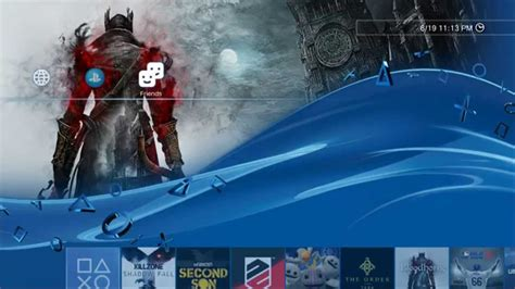 themes ps4 for ps3 ps4 on ps3 dynamic theme youtube