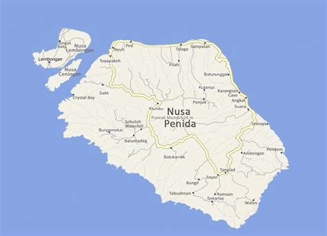 Les plages de l'archipel de Nusa Penida   Voyage à Bali en