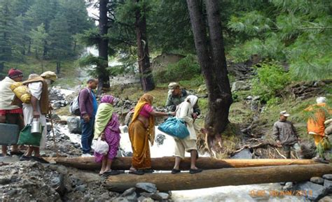 uttarakhand biography in hindi uttarakhand floods is the disaster human induced