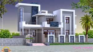 home design 2000 square contemporary style beautiful home kerala home design and