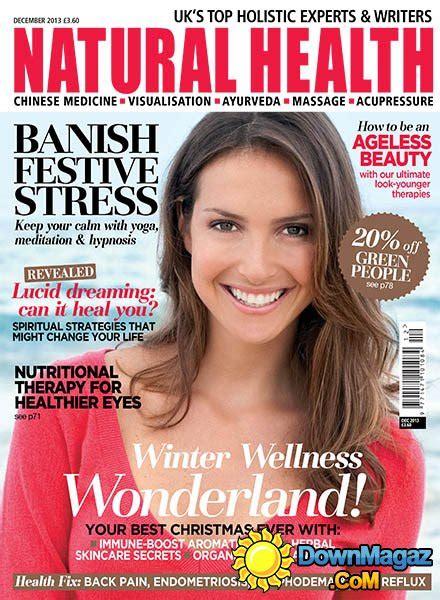 natural health magazine december