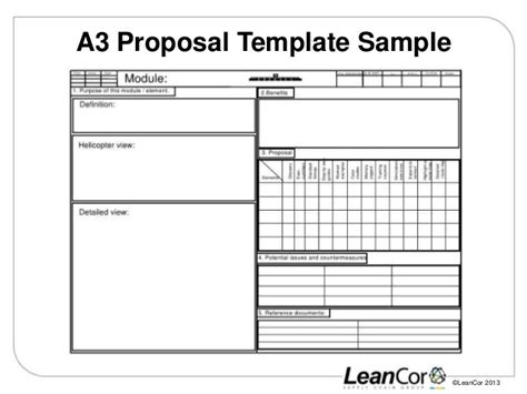 A3 Format For Powerpoint A3 Powerpoint Template