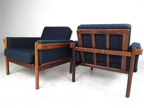 Mid Century Modern Living Room Furniture by Mid Century Modern Rosewood Living Room Set For