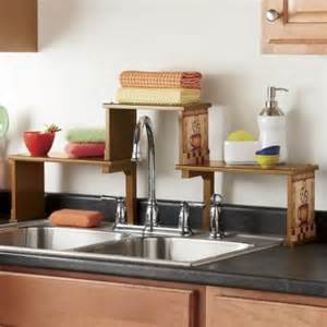 Kitchen Sink Organizer Shelf The Kitchen Sink Shelf Clever Crafts Sink Shelf Sinks And Shelves