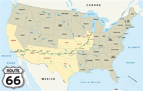 map of usa route 66 map of usa route 66 usa maps us country maps