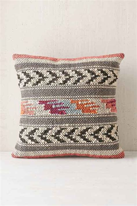 Outfitters Pillows by Magical Thinking Ixtapa Woven Pillow Outfitters