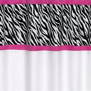 Download image pink and zebra print shower curtain pc android iphone