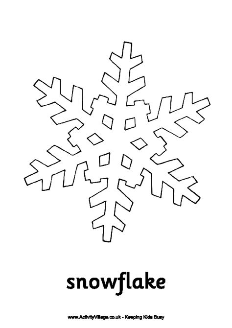 snowflakes printables pinterest snowflake cutout patterns snowflakes coloring pages for