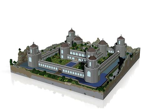 Minecraft House Blueprints Layer By Layer by Fast Forward 3d Archives Fast Forward