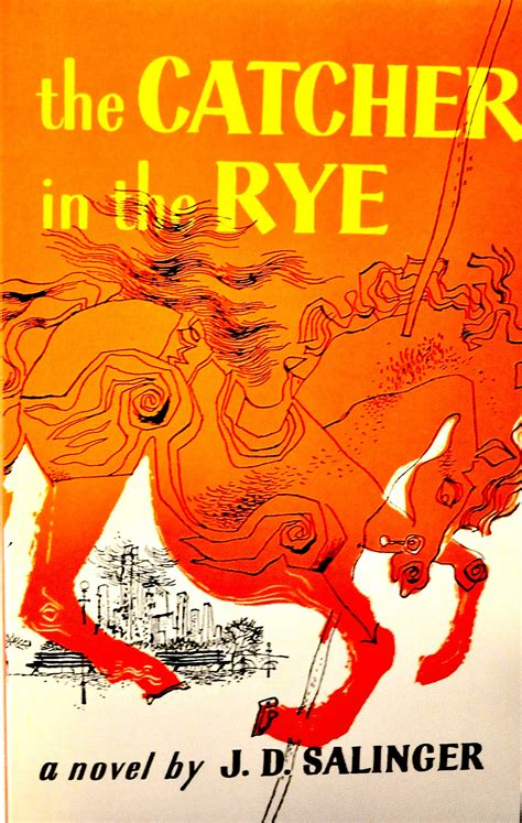 catcher in the rye book report connection between the catcher in the rye and steven