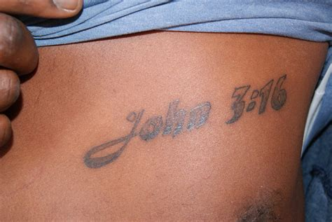 tattoo john 3 16 by raphael silva on deviantart