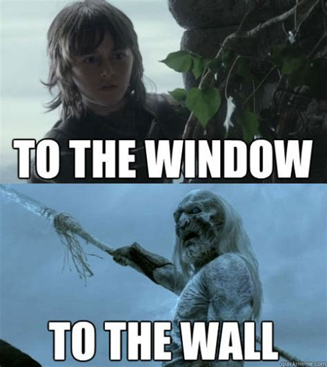 The View Meme - 54 funniest game of thrones memes you will ever see